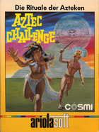 Cover for Aztec Challenge