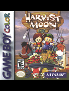 Cover for Harvest Moon GB