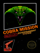Cover for Cobra Mission