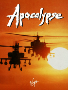 Cover for Apocalypse