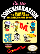Cover for Classic Concentration
