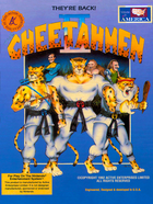 Cover for Cheetahmen II
