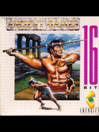 Cover for Ancient Games