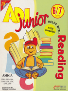 Cover for ADI Junior Helps With Reading (6-7)