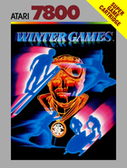 Cover for Winter Games