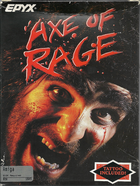 Cover for Axe of Rage