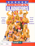 Cover for American Gladiators