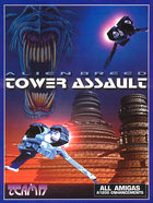 Cover for Alien Breed: Tower Assault