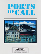 Cover for Ports of Call