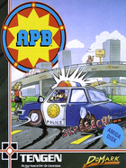 Cover for APB