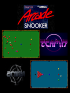 Cover for Arcade Snooker