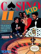 Cover for Casino Kid II