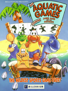 Cover for The Aquatic Games