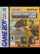 Cover for Caterpillar Construction Zone