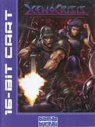 Cover for Xeno Crisis