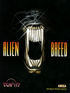 Cover for Alien Breed