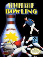 Cover for Championship Bowling
