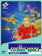 Cover for Cosmic Wars