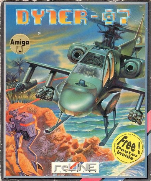 Dyter-07 (Amiga) - OpenRetro Game Database