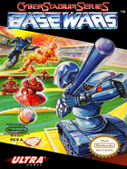Cover for Cyber Stadium Series - Base Wars
