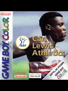 Cover for Carl Lewis Athletics 2000