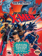 Cover for X-Men