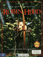 Cover for The Adventures of Robin Hood