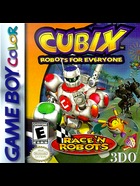 Cover for Cubix - Robots for Everyone - Race 'n Robots
