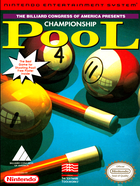Cover for Championship Pool