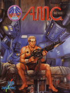 Cover for Astro Marine Corps (A.M.C.)