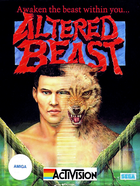 Cover for Altered Beast
