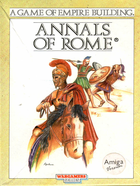 Cover for Annals Of Rome