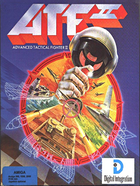 Cover for ATF II - Advanced Tactical Fighter II