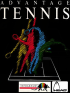 Cover for Advantage Tennis