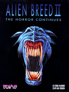 Cover for Alien Breed II: The Horror Continues [AGA]