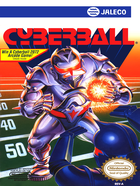 Cover for Cyberball