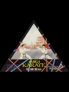 Cover for Amiga Karate