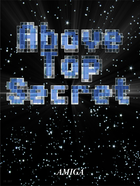 Cover for Above Top Secret