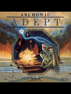 Cover for Archon II: Adept