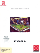 Cover for Archer MacLean's Pool