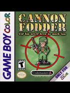 Cover for Cannon Fodder