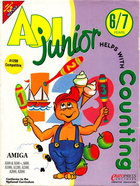 Cover for ADI Junior Helps With Counting (6-7)