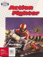 Cover for Action Fighter