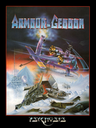 Cover for Armour-Geddon