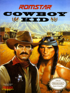 Cover for Cowboy Kid