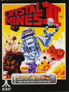 Cover for Crystal Mines II