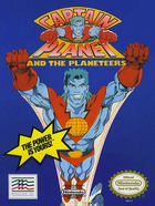 Cover for Captain Planet and the Planeteers