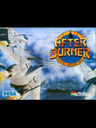 Cover for After Burner [Activision]