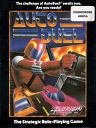 Cover for Auto Duel