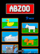 Cover for ABZoo